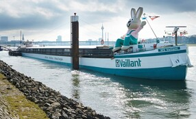 Выставочный корабль Vaillant
