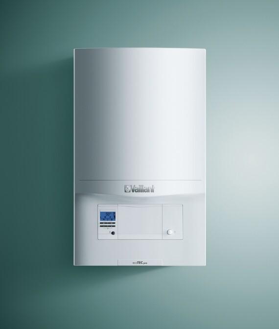 Конденсационный котел ecoTEC pro VUW 236/5-3 - 346/5-3 (23, 28 и 34 кВт.) общий вид