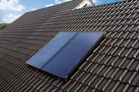 Выход на рынок солнечных систем Vaillant