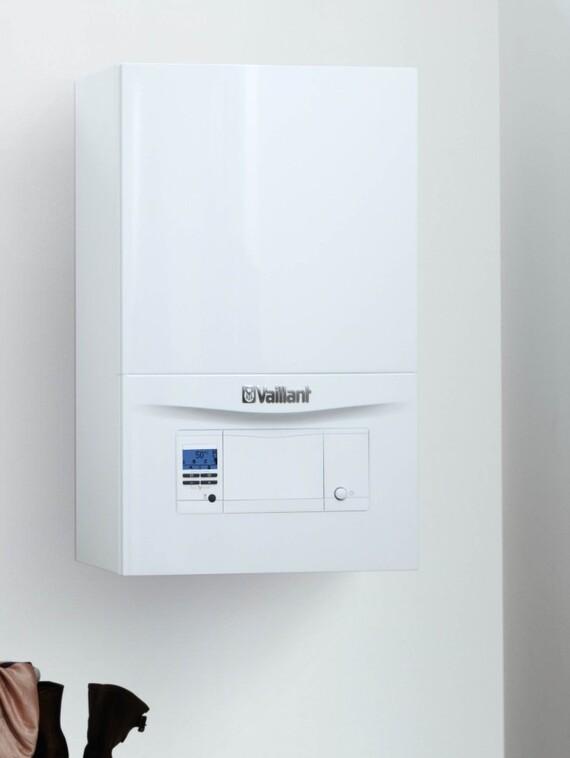 Конденсационный котел ecoTEC pro VUW 236/5-3 - 346/5-3 (23, 28 и 34 кВт.) в интерьере